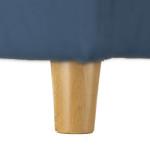 Piede in legno cilindrico
