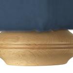 Piede in legno cipolla